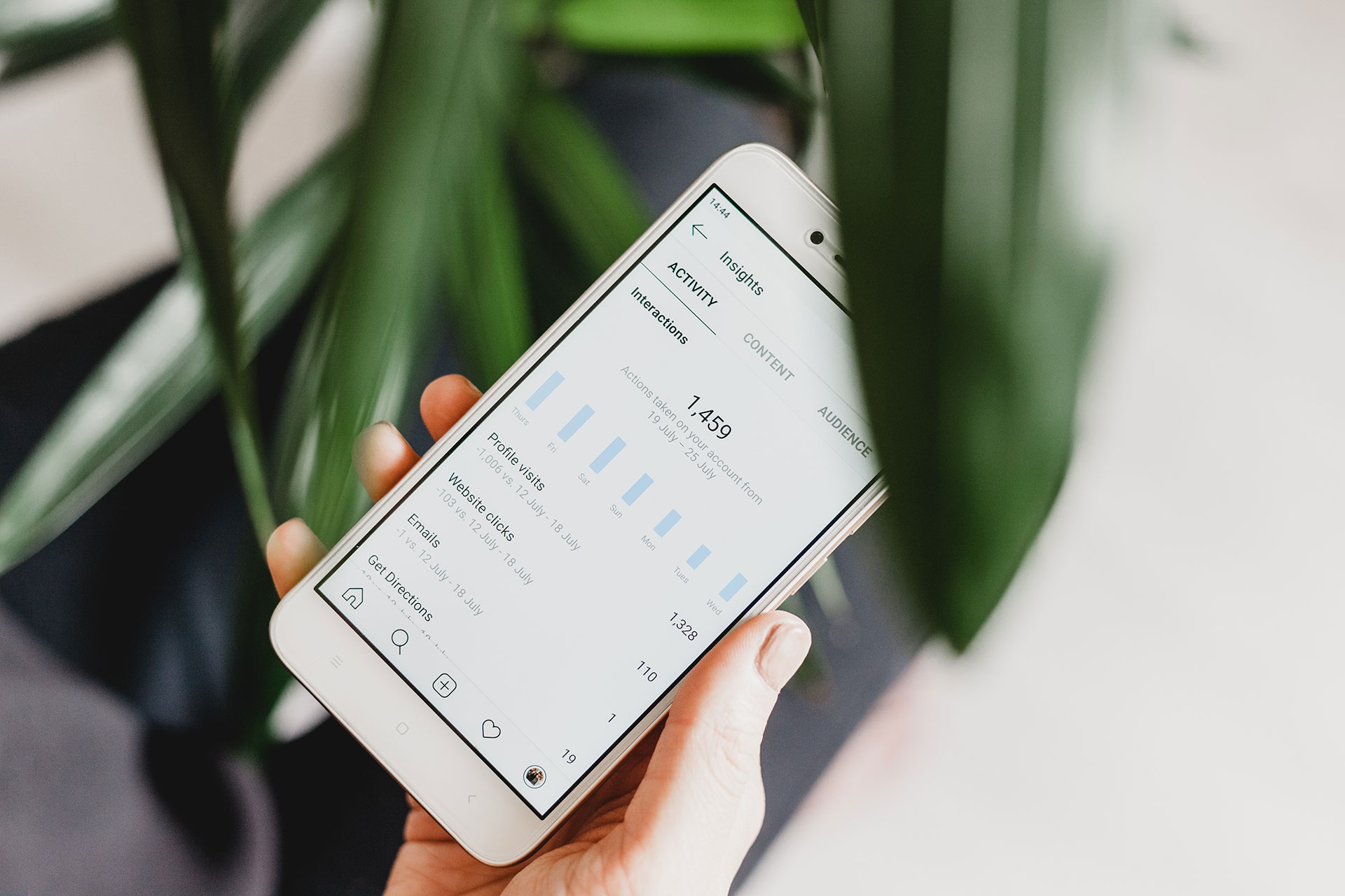 pourquoi utiliser instagram pour developper ton entreprise