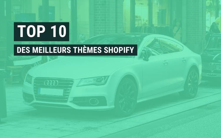 meilleurs themes shopify