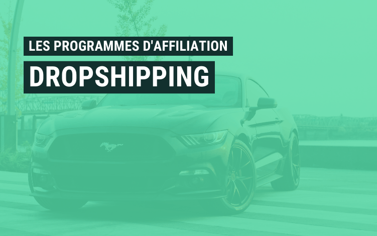 programmes affiliation dropshipping