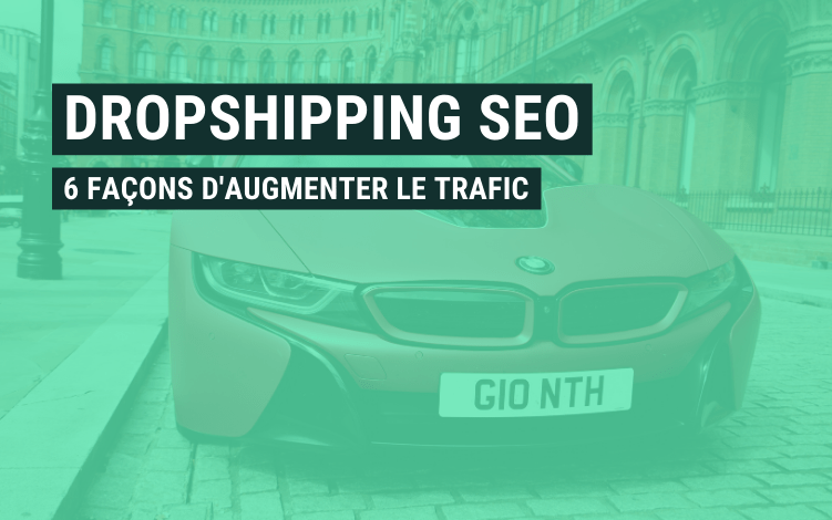 dropshipping seo