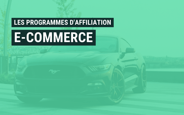 programme affiliation ecommerce