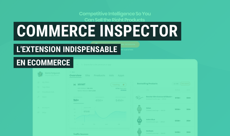 commerce inspector avis